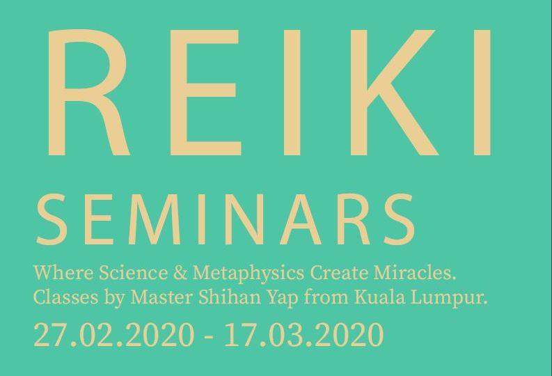 Reiki Seminars 2020 NRW