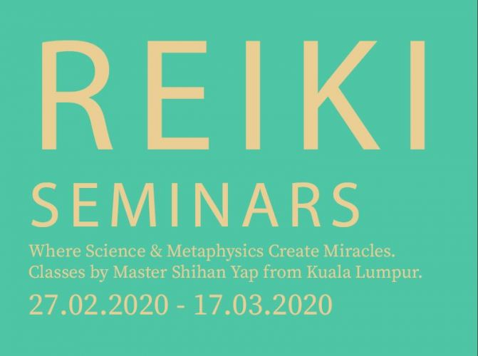Reiki Seminars 2020 NRW